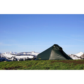 Nordisk Svalbard 1 SI Tente, forest green